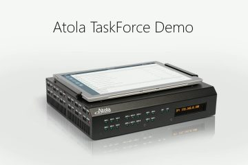 TaskForce Demo