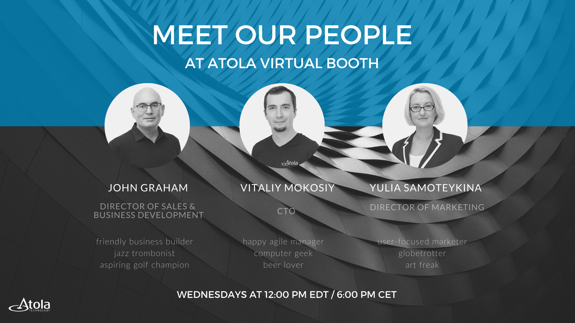 atola virtual booth for Digital Forensics Expert Group